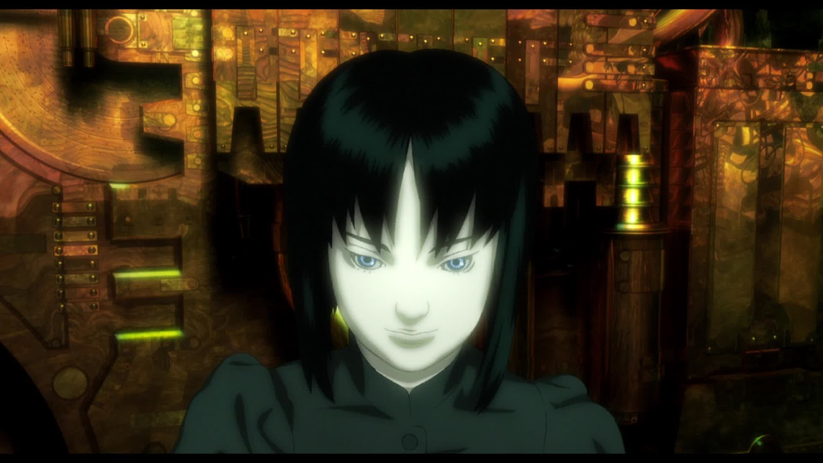 ghost in the shell analisi