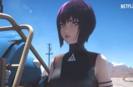 ghost in the shell trailer netflix
