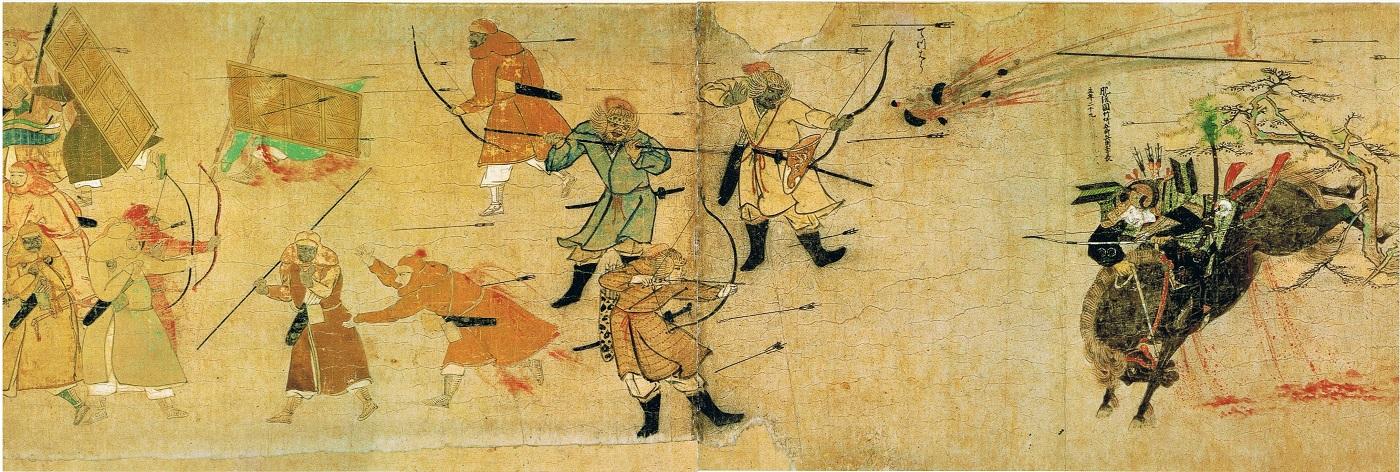 La Battaglia della Baia di Hakata