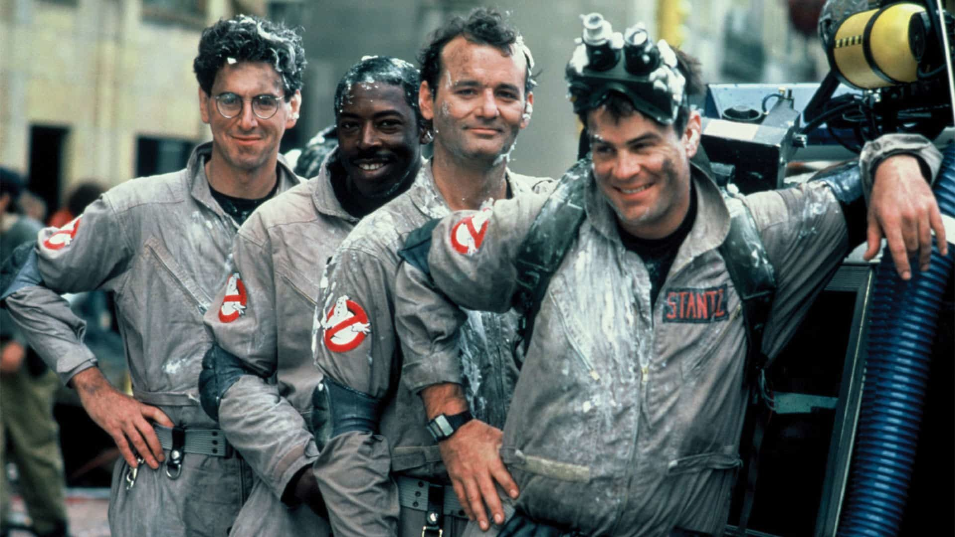 ghostbusters legacy sequel