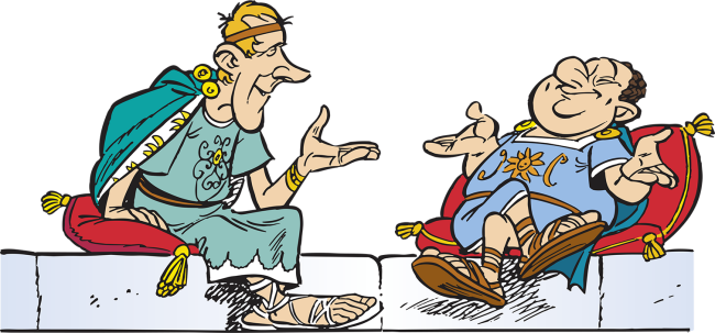 Goscinny Uderzo Asterix