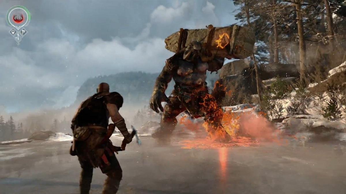 god of war e3