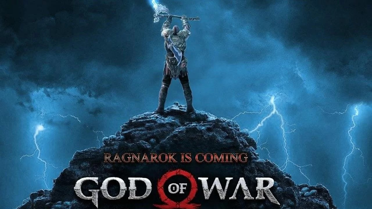 god of war ragnarok goty