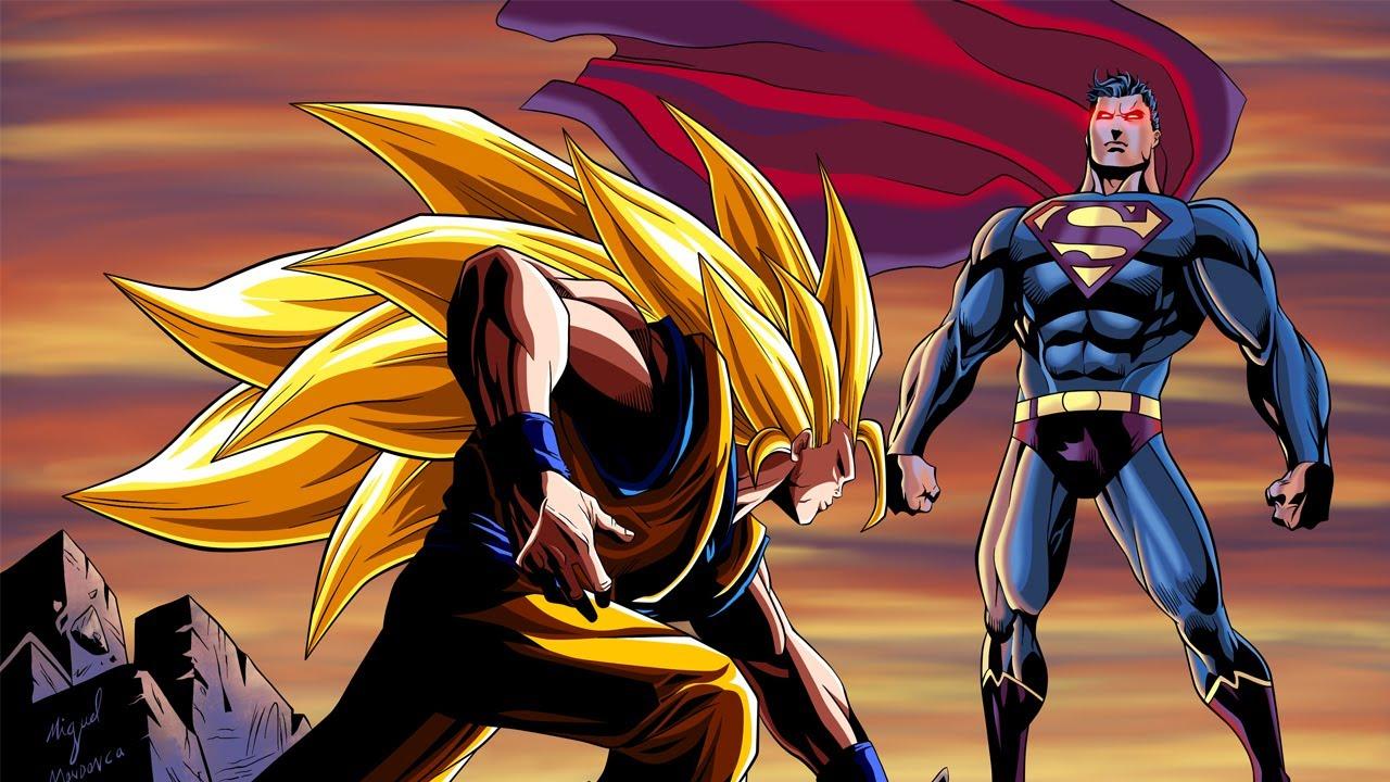goku superman