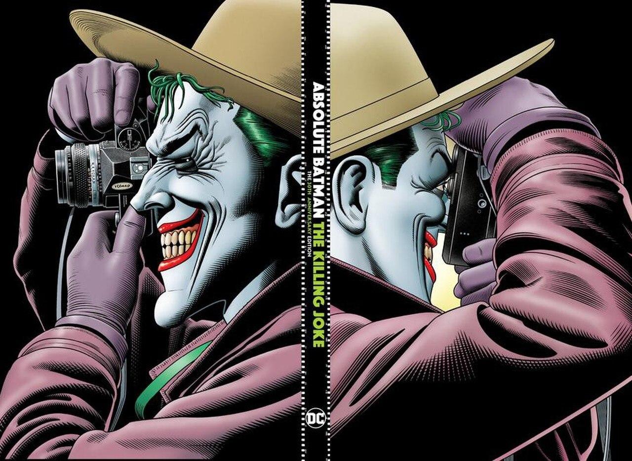 graphic novel dc comics