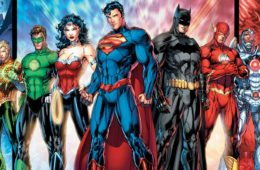 graphic novel dc comics