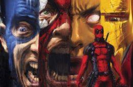 graphic novel marvel