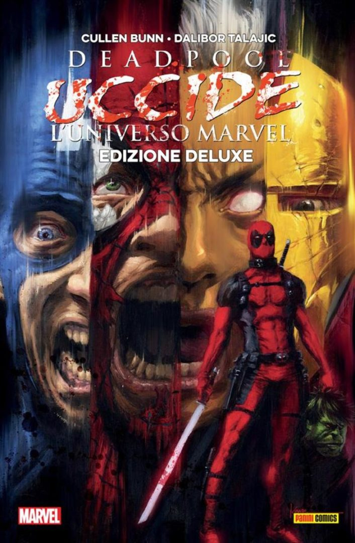 Migliori graphic novel Marvel 4