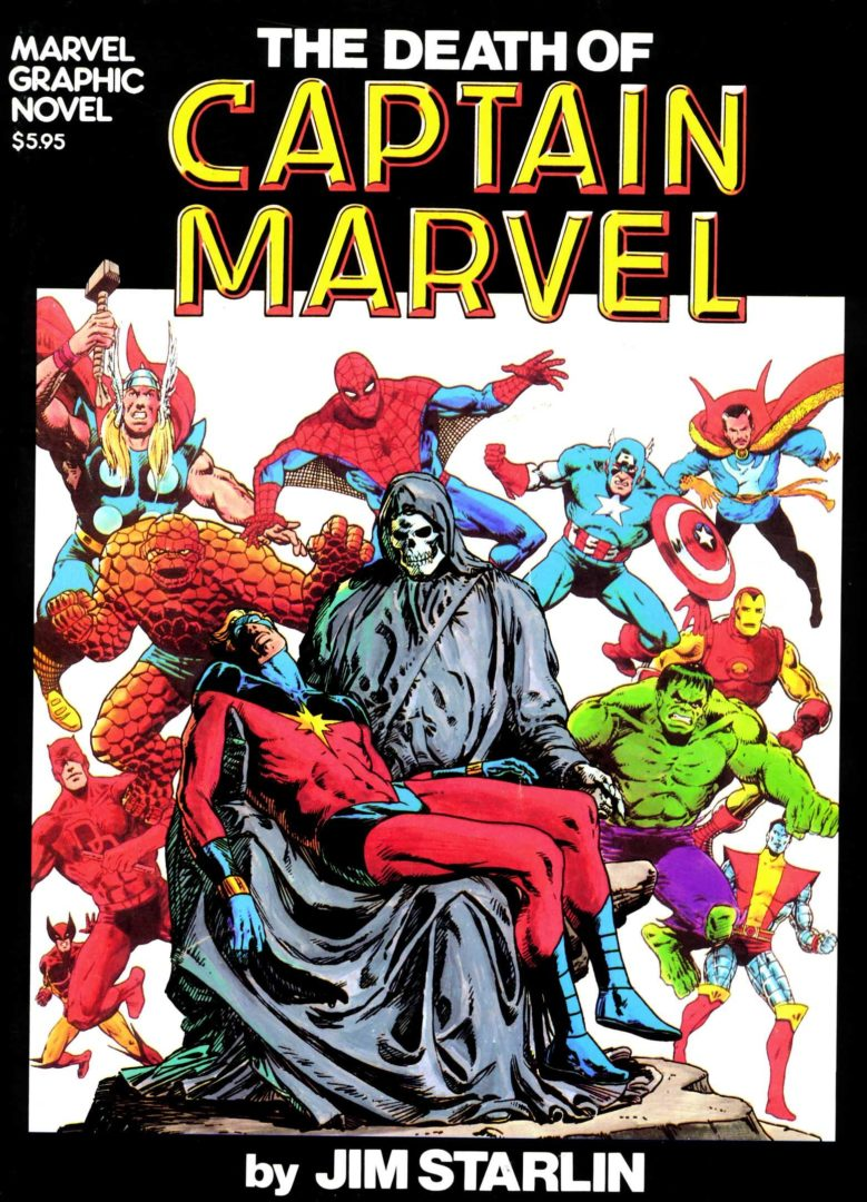 Migliori Graphic novel Marvel 2