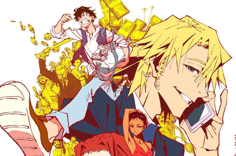 great pretender anime
