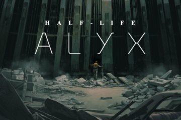 half-life alyx trailer