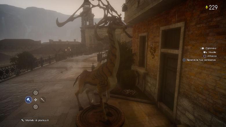 Pensavate scherzassi a Giraffa cornuta eh? Dite la verità!