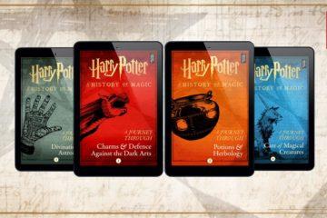 Harry Potter nuovi libri
