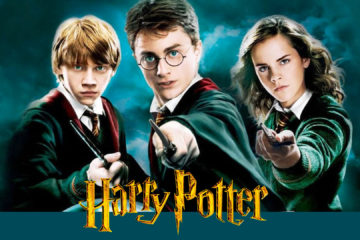 harry potter serie tv