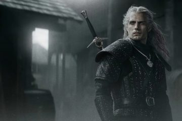 henry cavill witcher costumisti