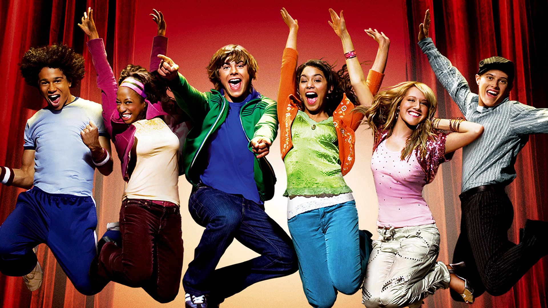high school musical serie