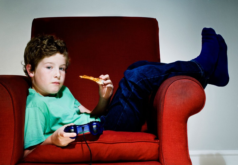 sindrome da rilassamento videoludico