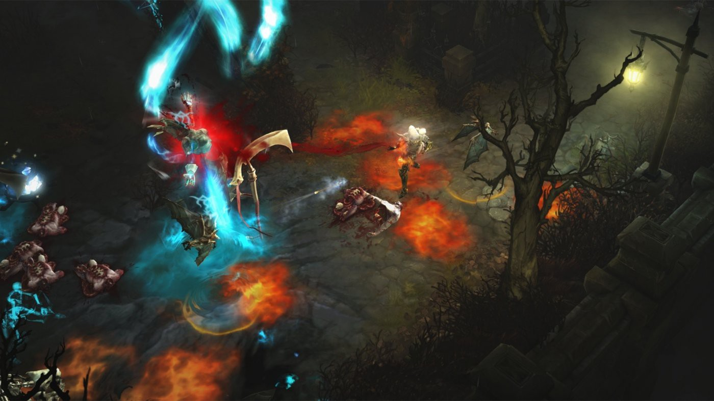 diablo III rise of necromancer