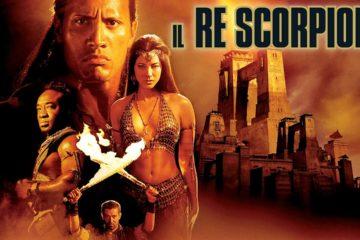 il re scorpione reboot