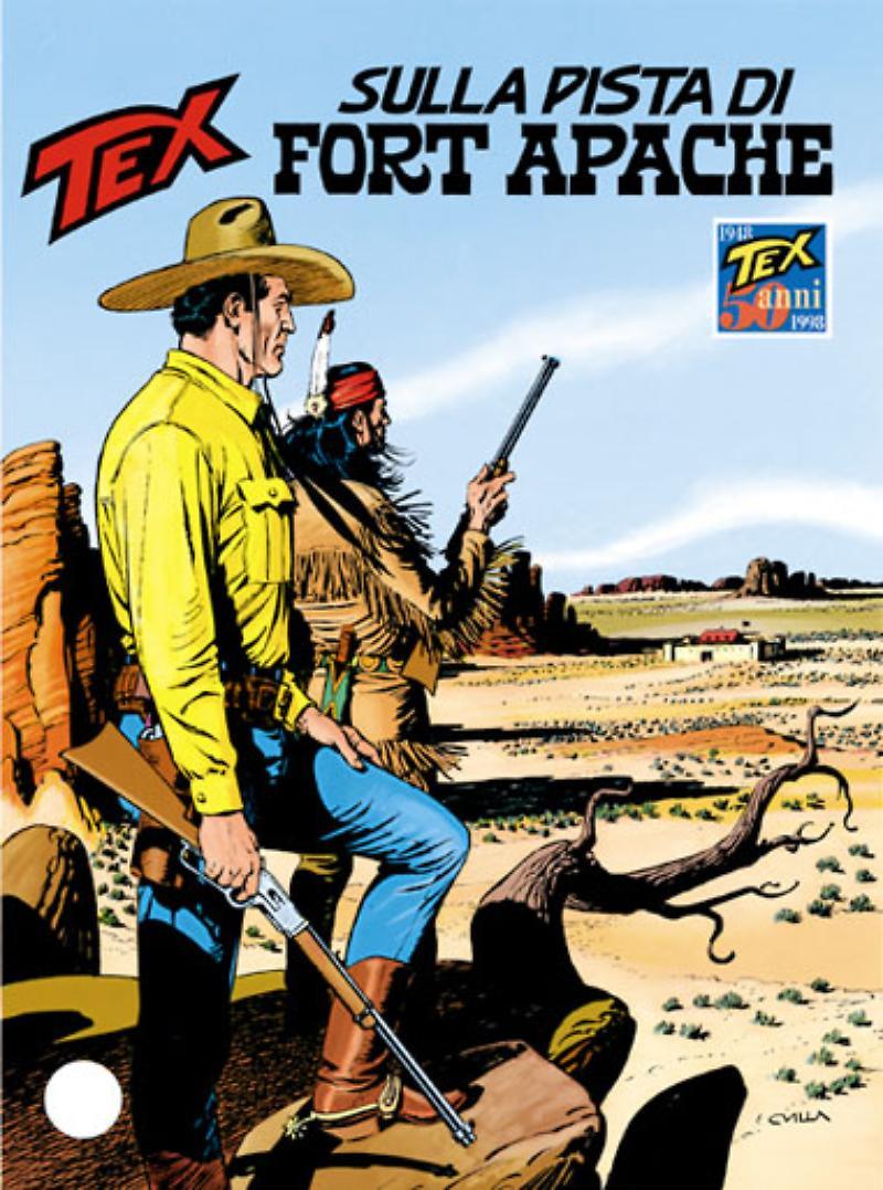 Migliori storie Tex 10