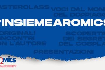 #insiemearomics