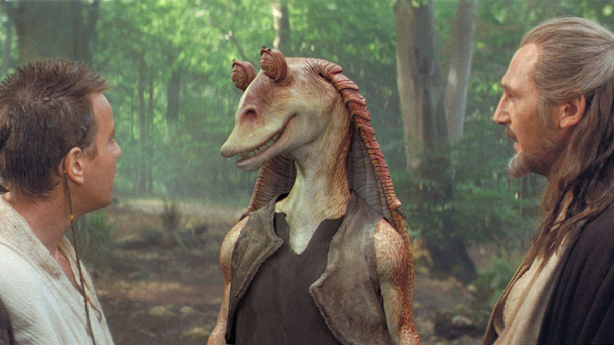 jar jar binks kenobi