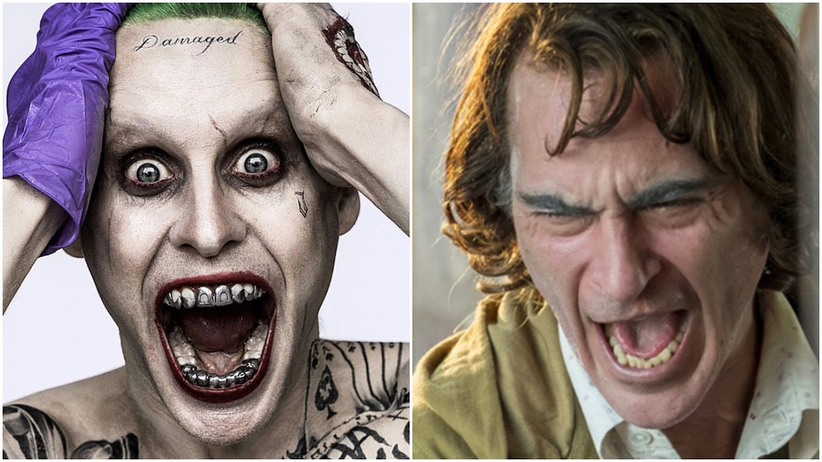 jared leto joker todd phillips