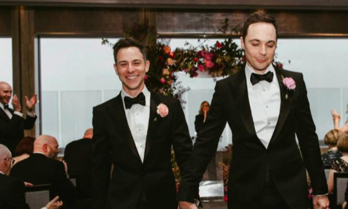 jim parsons omosessuale