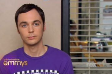 jim parsons the office