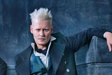 johnny depp animali fantastici compenso