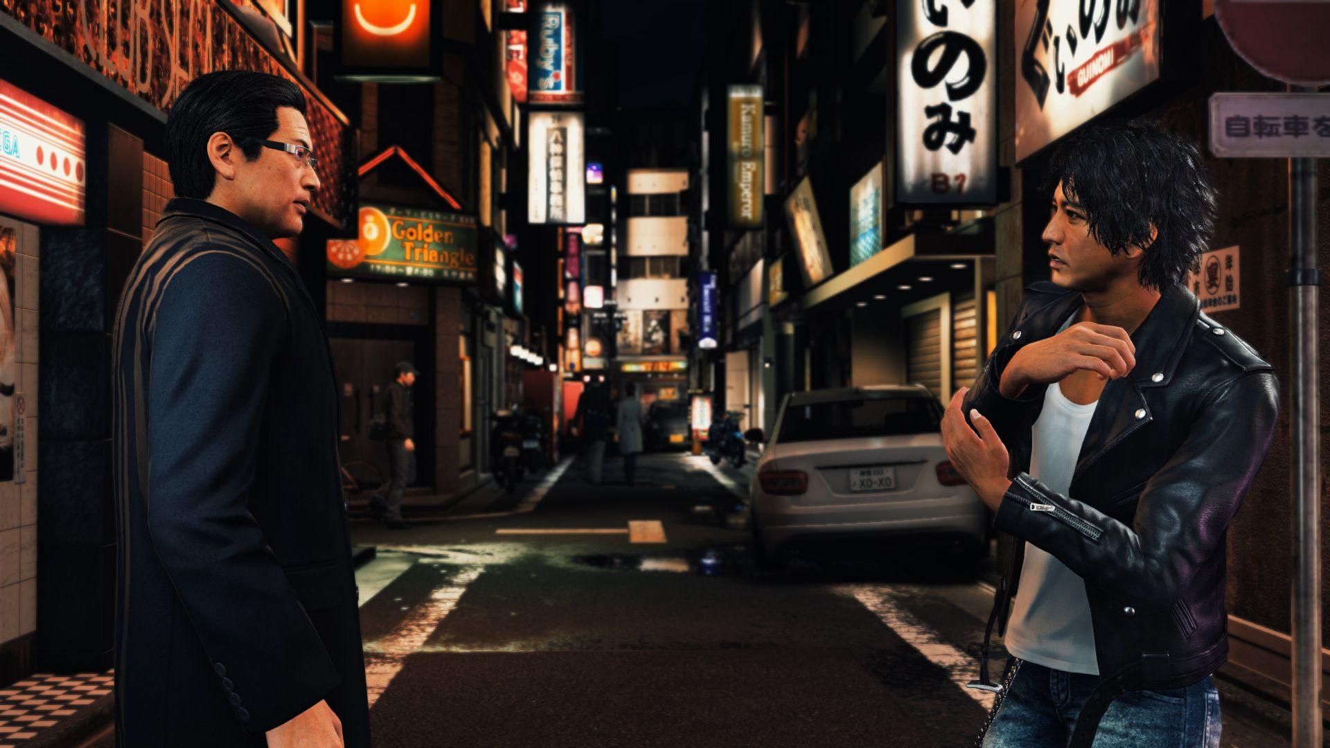 judgment yakuza spin off