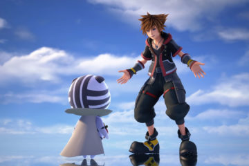 kingdom hearts iii tgs