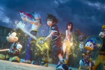 kingdom hearts rumor serie tv