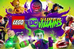 LEGO DC Super-Villains Aquaman