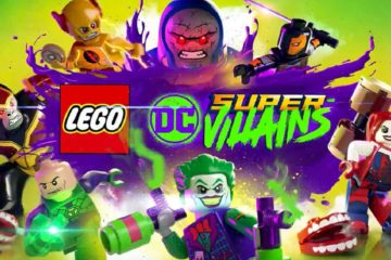 LEGO DC Super-Villains Aquaman