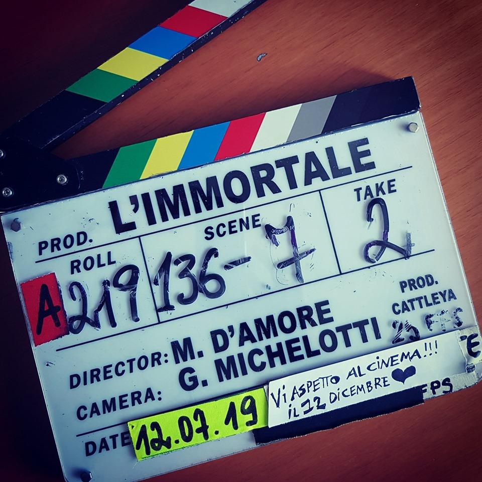 L'Immortale, anticipata l'uscita dello spin-off di Gomorra