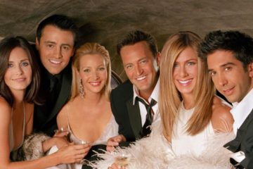 lisa kudrow friends oggi