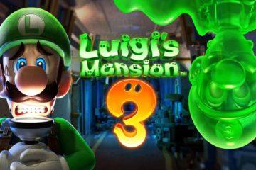 Luigi's Mansion 3 data d'uscita