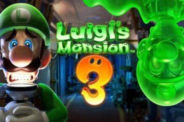 Luigi's Mansion 3 data uscita