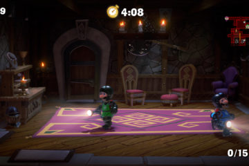 luigi's mansion dlc