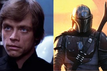 luke skywalker the mandalorian