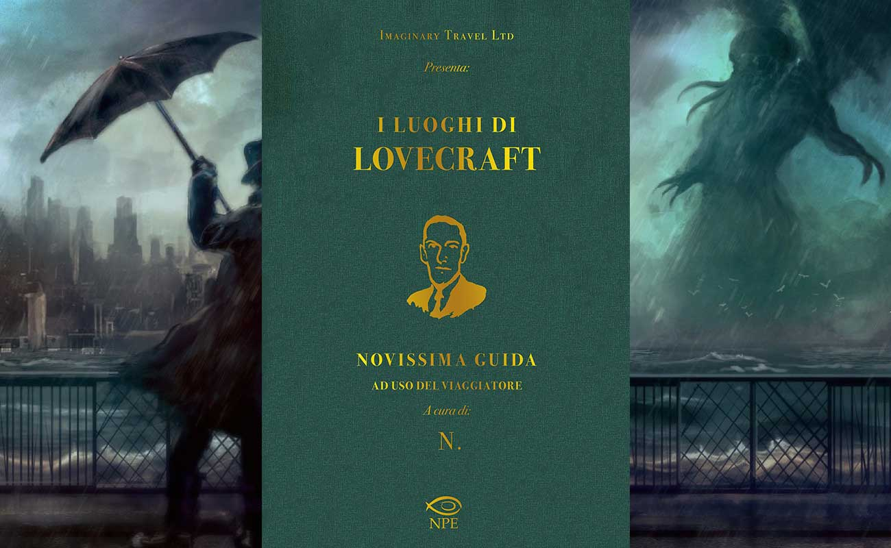 luoghi lovecraft libro