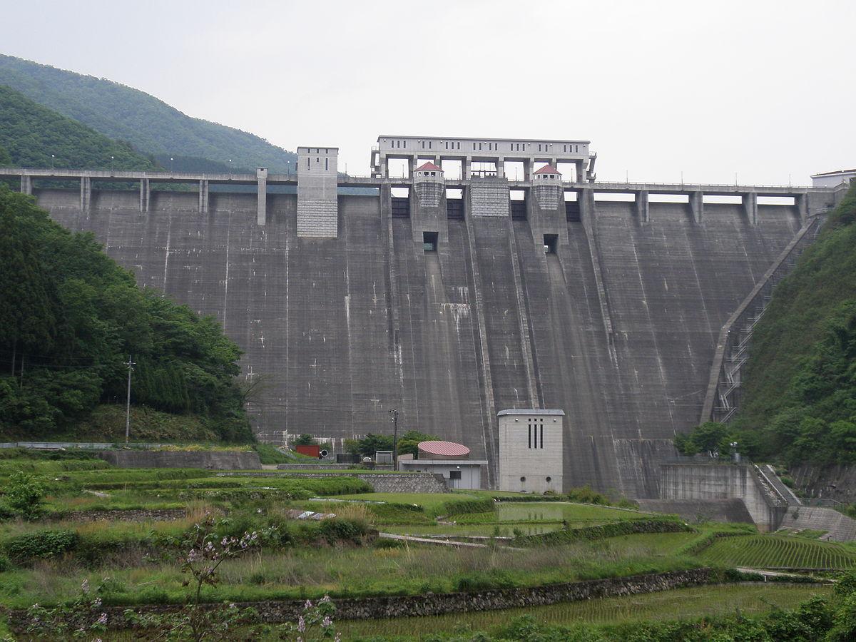 luoghi spirituali del giappone Chiya Dam