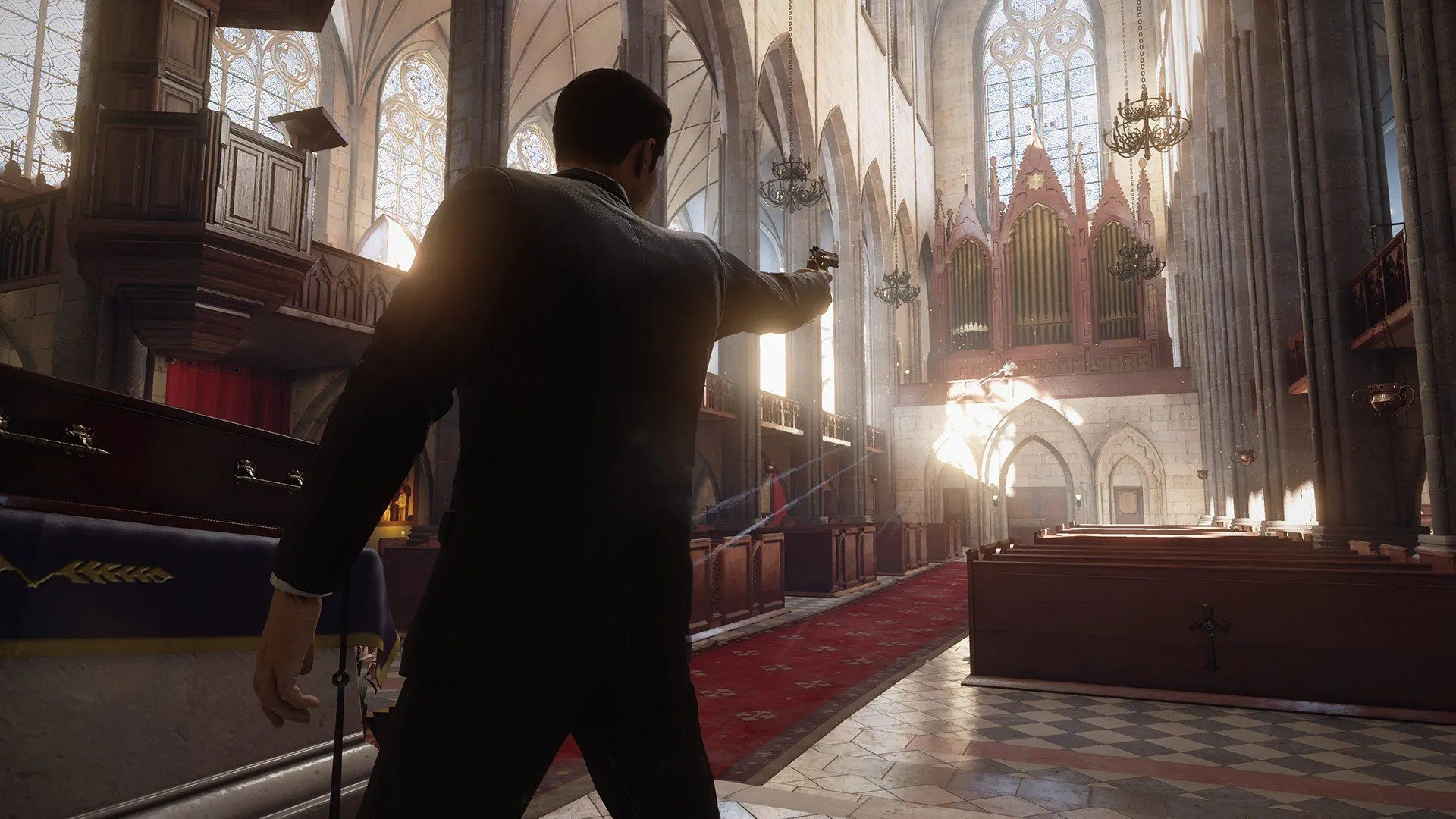mafia remake gameplay