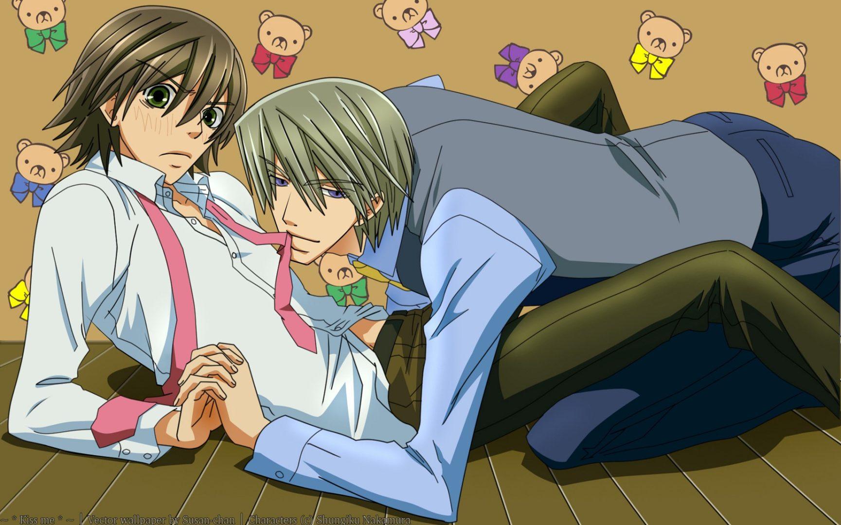 manga boys' love