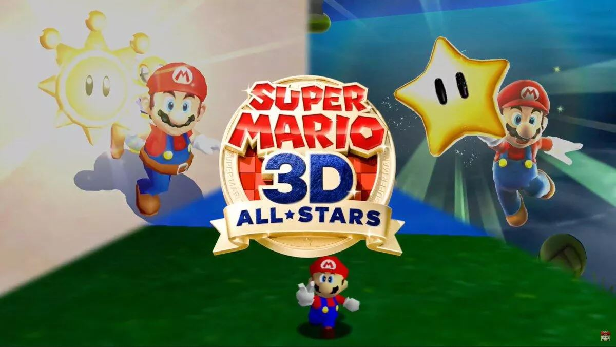 mario 3d all-stars