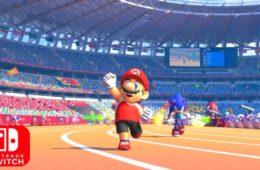 Mario e Sonic Olimpiadi 2020