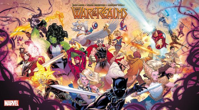 Marvel Thor Jason Aaron