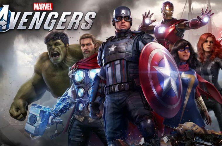 marvel's avengers esclusive ps4