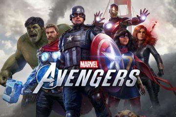 marvel's avengers perdite